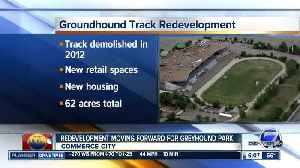 Redevelopment moving forward for Greyhound Park [Video]