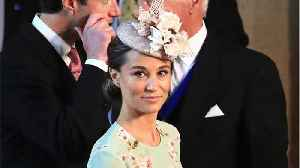 Pippa Middleton Shows Off Baby Bump At Wimbledon [Video]