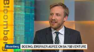 Boeing Challenges Airbus With $4.75 Billion Embraer Venture [Video]