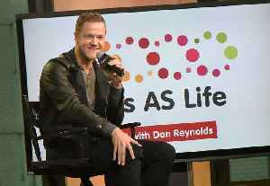 Imagine Dragons' Dan Reynolds is 'Pain Free' After a Decade-Long Battle with Autoimmune Disease [Video]