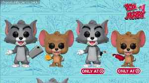 Tom and Jerry Funko Pops Are On The Way! [Video]