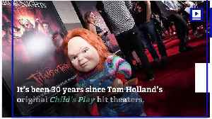 'Wanna Play?' Chucky's Coming Back in a 'Child's Play' Reboot [Video]