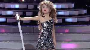 News video: This 7-Year-Old is the Perfect Taylor Swift Impersonator