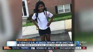 7 year-old girl shot in critical condition, residents fed up [Video]