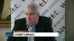 Court rules in favor of Marquette professor [Video]