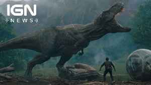 Jurassic World: Fallen Kingdom Makes $1 Billion Worldwide [Video]
