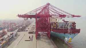 News video: China Blames U.S. For 'Largest-Scale Trade War'