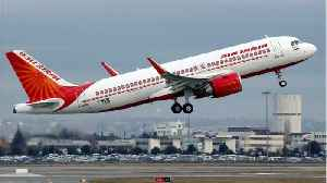 News video: Air India Caves To China's Demands By Removing Any Mention Of Taiwan