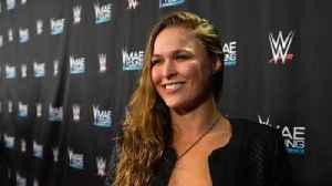 Ronda Rousey Makes History As First Woman in the UFC Hall of Fame [Video]