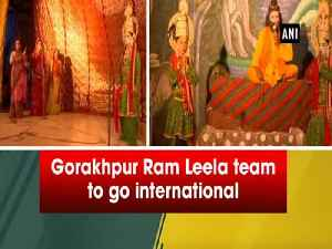 Gorakhpur Ram Leela team to go three-nation tour [Video]