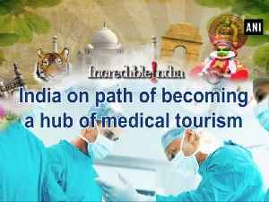 India on path of becoming a hub of medical tourism [Video]