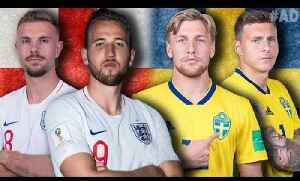 LIVE: Sweden 0-2 England | Harry Maguire Gives England The Lead!! | #TheFootballSocial [Video]