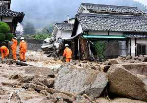 Deadly Landslides Hit Hiroshima Prefecture as Record Rainfall Batters Japan [Video]
