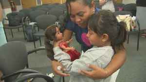 Mother-Daughter Separated At Border Reunited [Video]