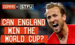 News video: World Cup 2018 Semifinal Preview: Can England Win It All? | STFU