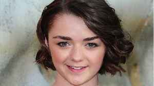 Maisie Williams Says Goodbye To 'Game Of Thrones' With A Photo That Could Be Filled With Spoilers [Video]