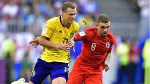 News video: England Dominates Sweden In 2-0 Victory