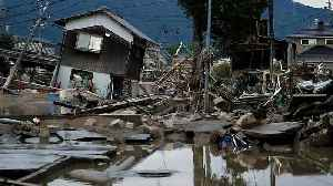 More than 80 people killed after massive floods hit Japan [Video]