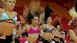 Miami Heat Dancer auditions begin for the 2018-19 season [Video]