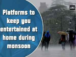 Platforms to keep you entertained at home during monsoon [Video]