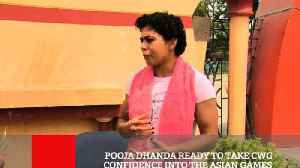 Pooja Dhanda Ready To Take CWG Confidence Into The Asian Games [Video]