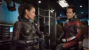 Ant-Man and the Wasp Stings Box Office Competition [Video]