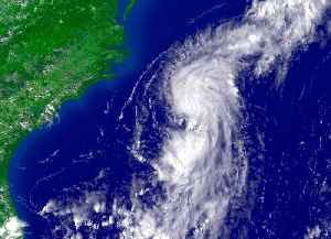 Tropical Storm Chris Forecast to Become a Hurricane Early This Week [Video]