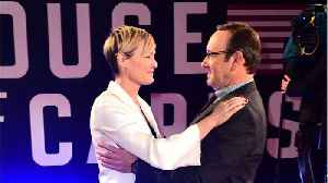 Robin Wright Opens Up About Kevin Spacey [Video]