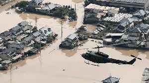 Over 100 killed in Japan's floods, dozens missing [Video]