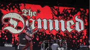 The Damned Announced U.S. Fall Tour Dates [Video]