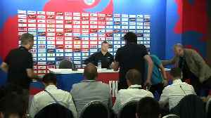 News video: 'We haven't succeeded yet' insists England's Dier