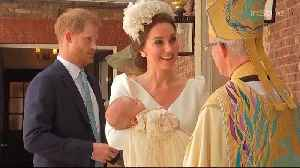 Comparing Prince Louis, Princess Charlotte & Prince George's Christenings [Video]