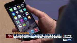 iPhone owners appear to be richer, according to recent study [Video]