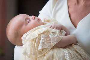 Prince Louis' Christening Brings out the Royals [Video]