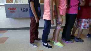 Judge Rejects Request For Long-Term Detention Of Undocumented Immigrant Children [Video]