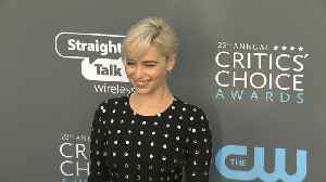 Emilia Clarke planning Hollywood break [Video]