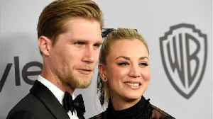Kaley Cuoco Gives Glimpse Of Wedding To Karl Cook [Video]