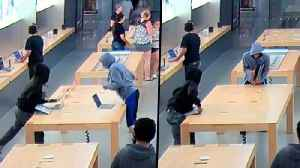 What to Do in the Event of a Flash Mob Theft [Video]
