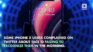 iPhone's Face ID May Not Recognize You in the Morning [Video]