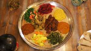 Now You Can Try Authentic Ethiopian Injera Bread at Awash in Brooklyn [Video]
