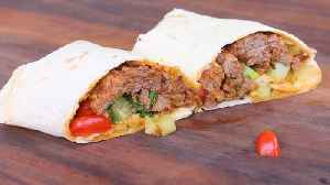 Slow Down and Grill up These Barbacoa Beef Wraps [Video]