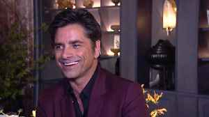 John Stamos Says Playing a Dad on TV Gave Him Real-Life Parenting Fears (Exclusive) [Video]