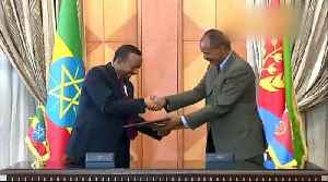 Ethiopia-Eritrea peace: Leaders sign end to 'state of war' [Video]