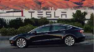 News video: Tesla To Build China Car Factory
