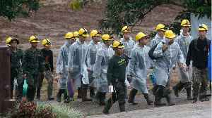 All 13 Rescued From Cave [Video]