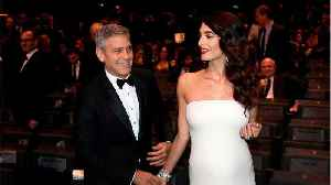 George Clooney Injured In Motorcycle Accident In Italy [Video]