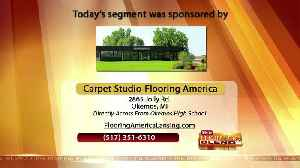 Flooring America Carpet Studio - 7/10/18 [Video]