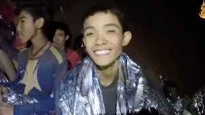 All 12 Boys And Coach Safely Rescued From Thai Cave [Video]