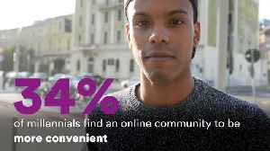 Millennials Aren't Connected to Their Communities [Video]