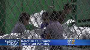 54 Immigrant Children To Be Reunited With Parents [Video]